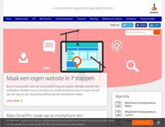 ikgastarten.nl screenshot