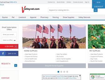 Thumbshot of Valleyvet.com