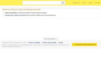 roupas.mercadolivre.com.br screenshot