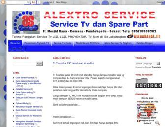 alextro-service.blogspot.com screenshot