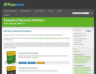lostpassword.com screenshot