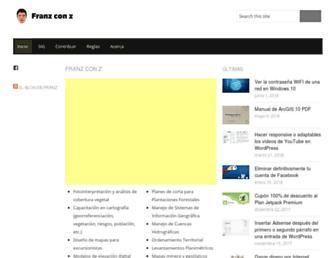 franzpc.com screenshot