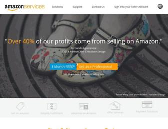 Thumbshot of Amazonservices.com