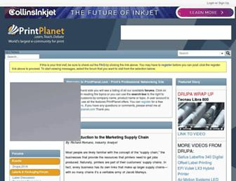 printplanet.com screenshot