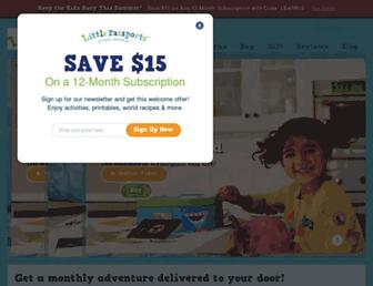 Thumbshot of Littlepassports.com