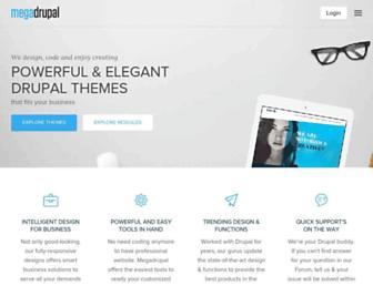Thumbshot of Megadrupal.com