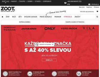Thumbshot of Zoot.cz