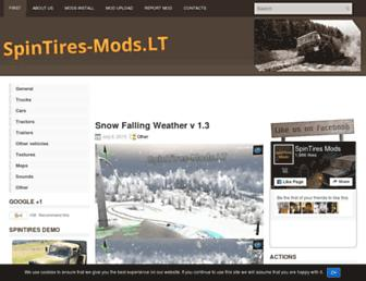 spintires-mods.lt screenshot