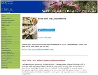 ncbop.org screenshot