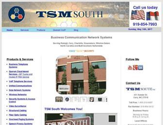 tsmsouth.com screenshot