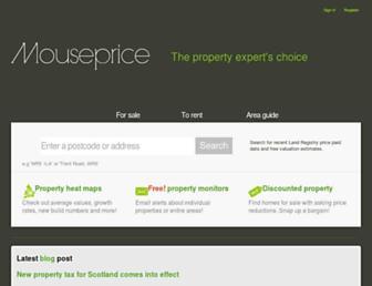 Thumbshot of Mouseprice.com