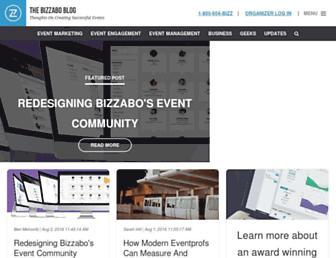 blog.bizzabo.com screenshot