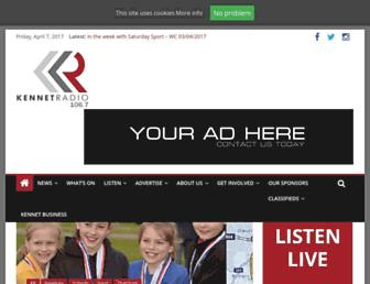 kennetradio.com screenshot