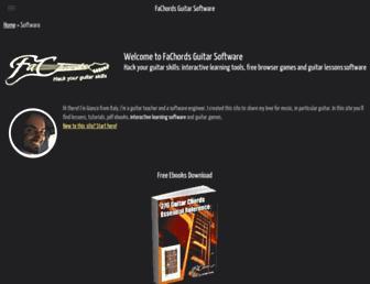fachords.com screenshot