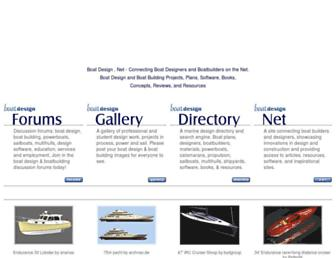 boatdesign.net screenshot