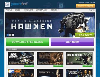 Thumbshot of Gamersfirst.com