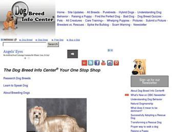 Thumbshot of Dogbreedinfo.com