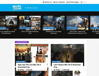 worldofpcgames.com screenshot