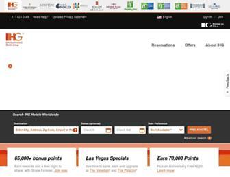 Thumbshot of Ihg.com