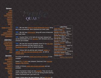 Thumbshot of Gameaholic.com