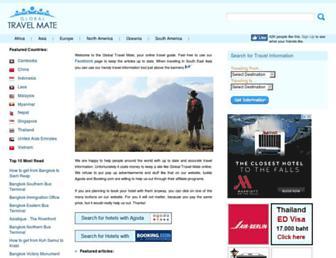 Thumbshot of Globaltravelmate.com