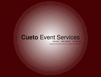 cuetoems.com screenshot