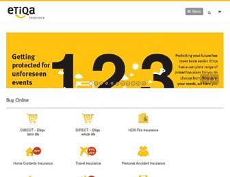 etiqa.com.sg screenshot
