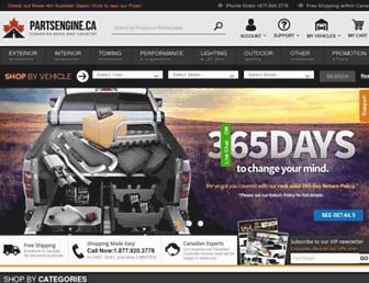 Thumbshot of Partsengine.ca
