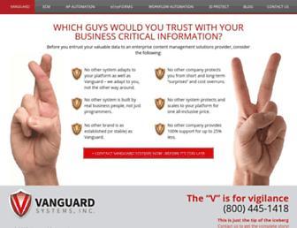 vansystems.com screenshot
