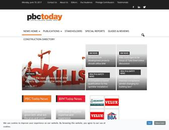 pbctoday.co.uk screenshot