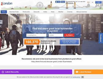 Thumbshot of Ilondon.co.uk