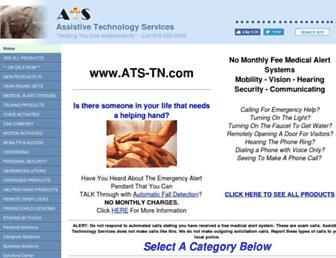 assistivetechnologyservices.com screenshot