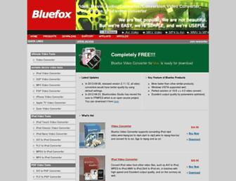 bluefoxvideo.com screenshot