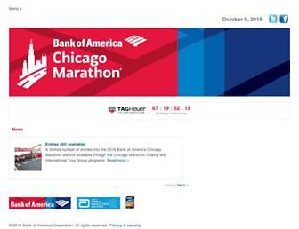 Thumbshot of Chicagomarathon.com
