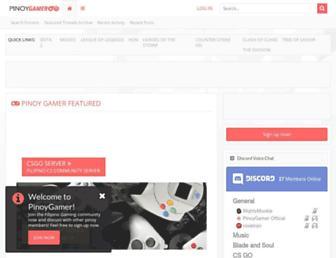 pinoygamer.ph screenshot