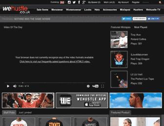 Thumbshot of Wehustle.co.uk