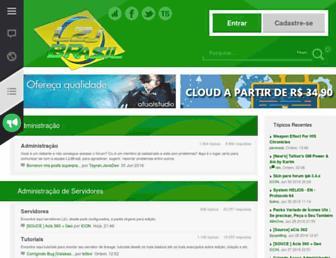 l2jbrasil.com screenshot