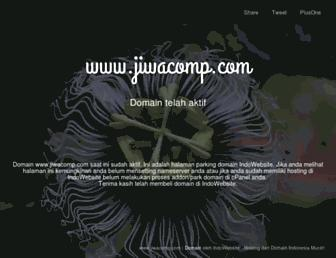 jiwacomp.com screenshot