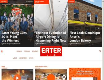 Thumbshot of Eater.com