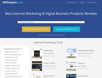 affgadgets.com screenshot