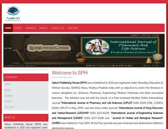 ijplsjournal.com screenshot