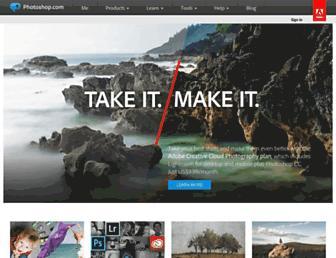 Thumbshot of Photoshop.com