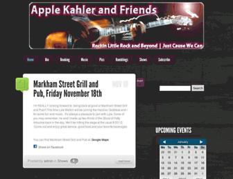 applekahler.com screenshot