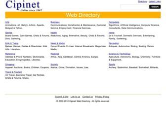 Thumbshot of Cipinet.com