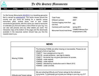 yosm.org.uk screenshot