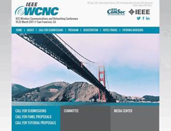 Fullscreen thumbnail of ieee-wcnc.org