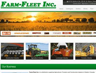 farmfleet.com screenshot