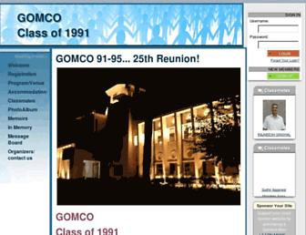 gomco9195.classquest.com screenshot
