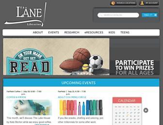 lanepl.org screenshot