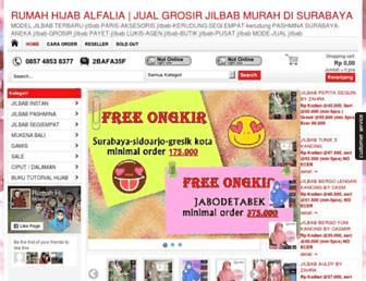 rumahhijabalfalia.com screenshot